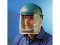 ((( NEW AIR FED SAFETY MASK + ACC )))