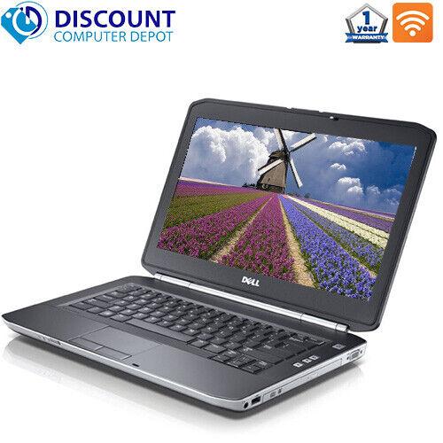 Laptop Windows - Dell Laptop Latitude Windows 10 Core i3 4GB RAM 320GB HD DVD Wifi PC Computer