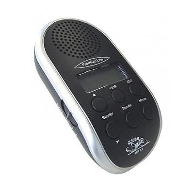 Radio di bicicletta BR23 DISPLAY LCD, AUTO TUNE , Radio rimovibile