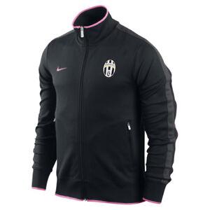 Nike N98 Authentic Juventus Jacket Black Size XL (BNWT)