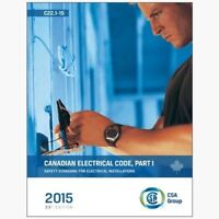 Need CEC (electrical code) up to date references