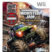 Monster Jam Wii