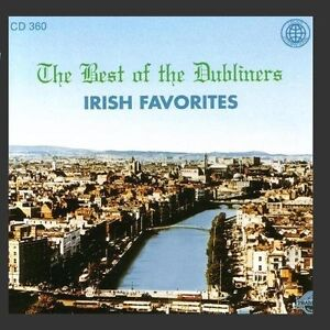Best of the Dubliners-Irish Favorites cd + 8 others-$5 lot