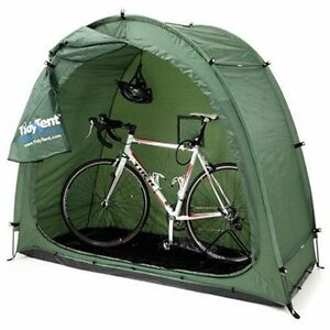 BIKE-CAVE-TIDY-TENT-BICYCLE-GARDEN-STORAGE-COVER-BIKECAVE-TIDYTENT-SHED