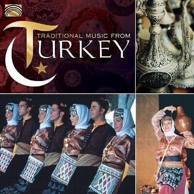 Folk Music Ensemble - Traditional Music from Turkey [New CD] ()