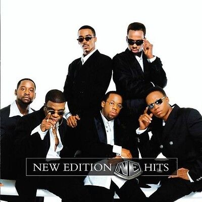 New Edition   Hits  New Cd  Rmst
