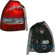 Honda Civic Hatchback Tail Lights