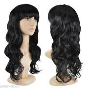 Black Curly Wig
