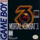 Mortal Kombat 3 Video Games