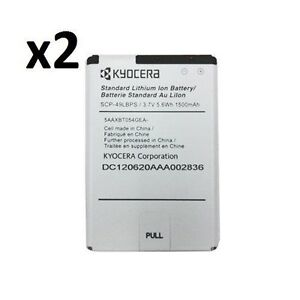 2-NEW-OEM-KYOCERA-SCP-46LBPS-BATTERY-HYDRO-C5170-RISE-C5155-C5156-BOOST-VIRGIN