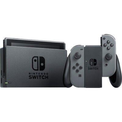 $369.99 - Nintendo Switch with Gray Joy-Con