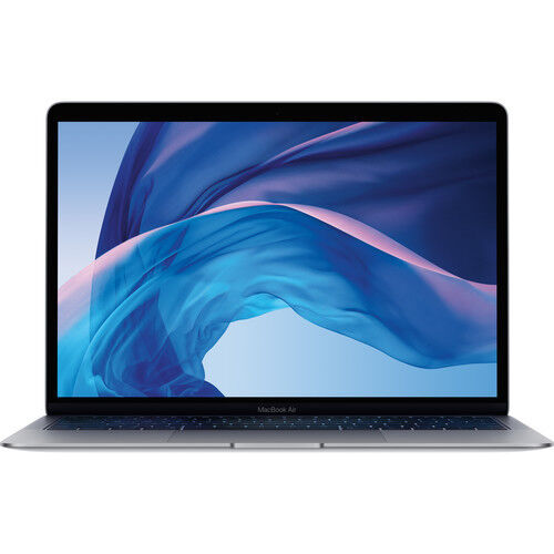 "Apple 13.3"" MacBook Air 128GB with Retina Display (2018, Space Gray) MRE82LL/A"