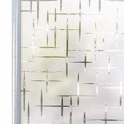 Homein Vinilo Ventana Electroestatico Vinilos Cristales para (44.5*200cm)