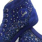Christian Louboutin Purple Shoes for Men