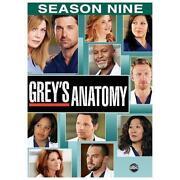 Greys Anatomy DVD