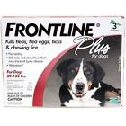 Frontline Plus for Dogs 89-132 3 Month