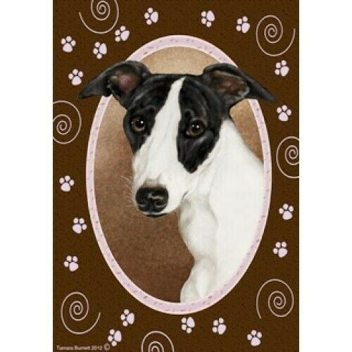 Paws House Flag - Whippet 17062