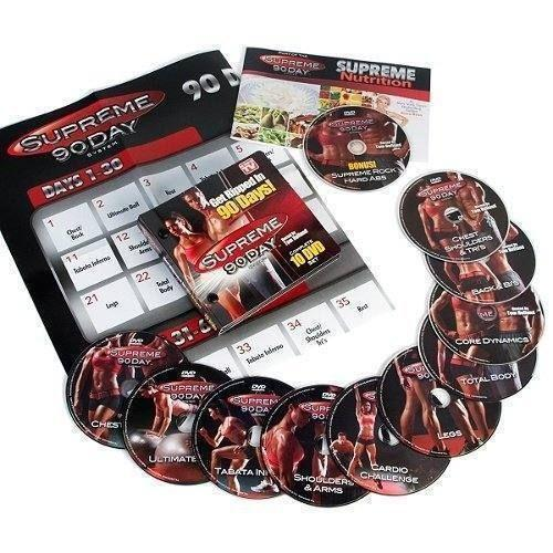 Charlotte S Fitness Dvd Reviews: Insanity Workout 13 DVD