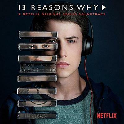 13 Reasons Why - Soundtrack - Various Artists (NEW 2 VINYL LP)