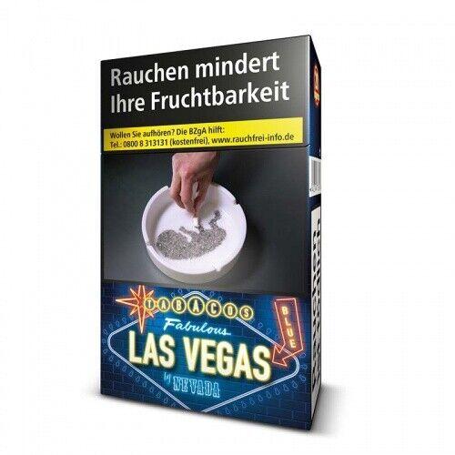 Las Vegas Zigaretten Blue (10x20)