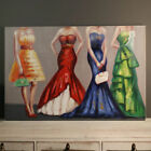 Medium (up to 36in.) Ladies Art Paintings