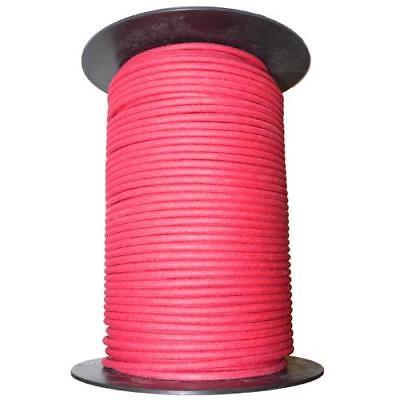 1M Algodón Trenzado Eléctrico Del Automóvil Cable 12 Calibre Rojo