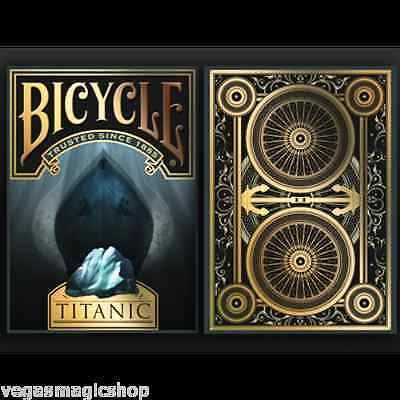 Titanic Death Deck Bicycle Playing Cards Poker Size USPCC Limited Edition Sealed