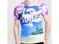 Genuine Hype T Shirt Xl 3 pairs of F&F Chino shorts size 38 waist.