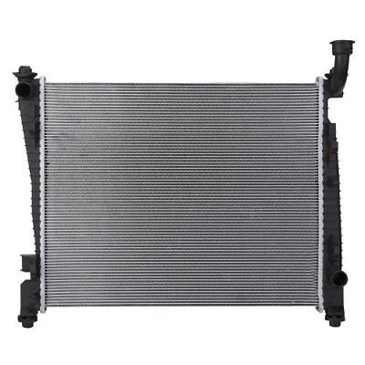 Complete Aluminum Radiator for 2014 2015 Jeep Grand Cherokee EXCEPT DIESEL