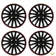 14 Wheel Covers Set of 4