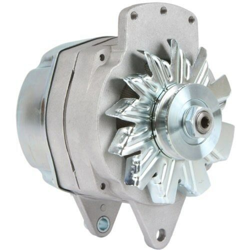 200AMP ALTERNATOR Fits 1-Wire HOOKUP VARIOUS MARINE APPLICATIONS 200AMP NEW