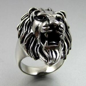 Lion Ring  Ebay. Filigree Rings. Stuck Engagement Rings. Bush Rings. Subdermal Wedding Rings. Gorgeous Wedding Engagement Rings. Different Cut Diamond Wedding Rings. Seed Pearl Rings. Creative Rings