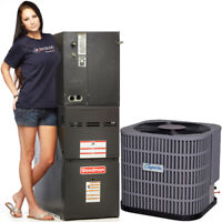 Furnace,Air conditioning Installation & Service