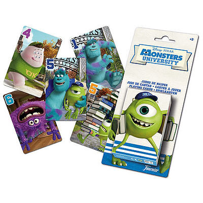 Disney Monster University 40 Kartenspiel 40 Karten Spiel TOP Angebot des Monats (Monster University Spielzeug)