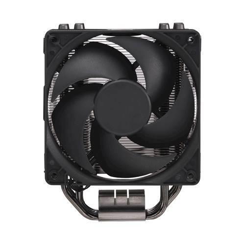 Cooler Master - Hyper 212 Black Edition 120mm CPU Cooling Fan - Black