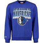 Mitchell & Ness Dallas Mavericks NBA Sweatshirts
