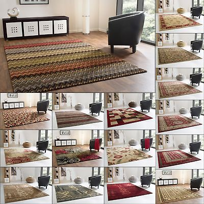 Designer Teppich Modern Dschaipur Vintage Mosaik Floral Orientteppich Neu ()