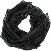 Black Evening Wrap