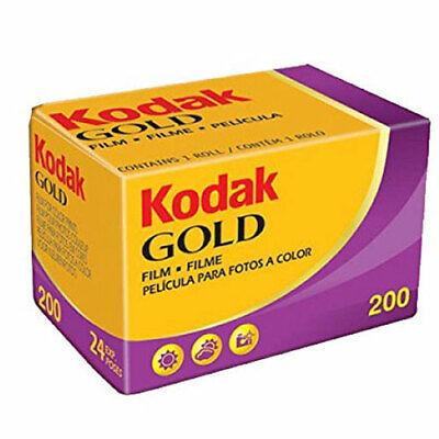 Kodak Gold 200 Film Pack 135 (24 Exposures)