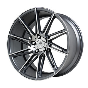 Audi Summer Rim and Tire Set