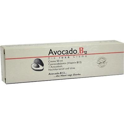 AVOCADO B 12 Creme 50ml PZN 6148005