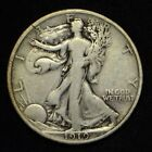 Philadelphia Uncertified 1919 Year Liberty Walking Half Dollars (1916-1947)