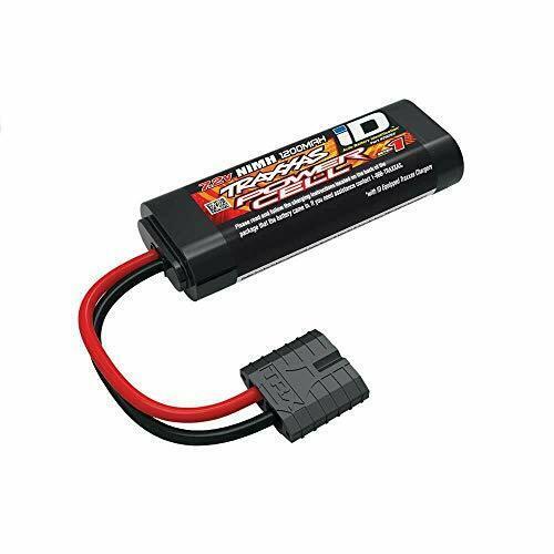 2925X 7.2V 1200mAh 2/3A NiMH Battery w/iD Connector 1/16 Slash 2wd 4wd