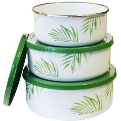 Reston Lloyd Bamboo Leaf - 6Pc. Small Bowl Set - Corelle Bamboo Leaf Bowl