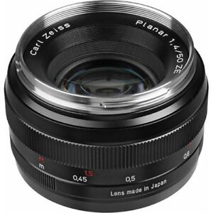 Lentille Zeiss 50mm f/1.4 / Monture Canon