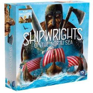 SHIPWRIGHTS OF THE NORTH SEA Board Game (sealed - with expansion