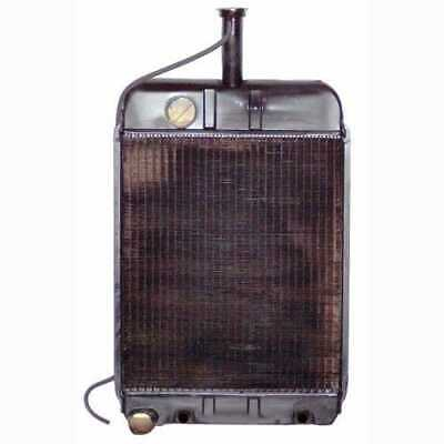 Radiator Compatible With Case 730ck 830ck A24313