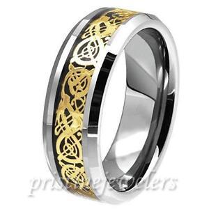 Celtic Wedding Bands | eBay