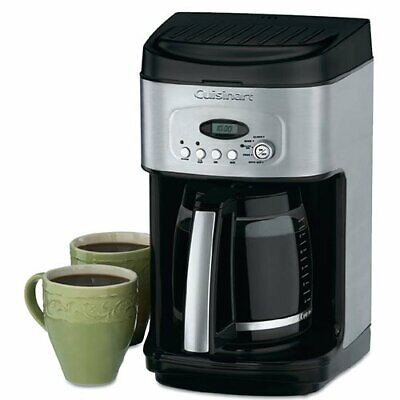 Cuisinart DCC-2205FR Plan Central 14-Cup Programmable Coffee Maker - Recertified