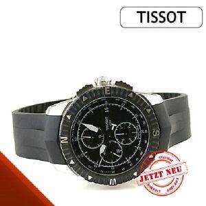 Tissot T-Navigator Herren Uhr Chronograph T062.427.17.057.00